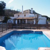 6 Bed Cortijo with private pool and large double Garage in Montefrio