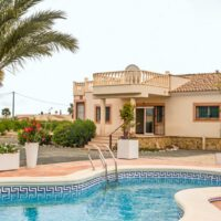 Beautiful unfurnished 3 Bed Country Villa near Catral