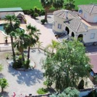 4 Bed 4 Bath Fully Legal Stunning Detached Villa in Catral