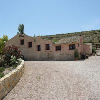 Equestrian Cortijo with private pool near Torre del Rico