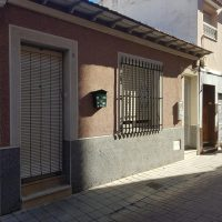 3 Bed Townhouse with Solarium in Catral