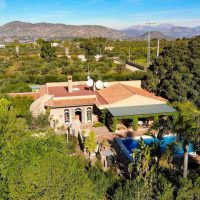*REDUCED!* Finca with 2 single-family homes and 2 Apartments, 7 bedrooms, 5 bathrooms, 4 kitchens, 4 living rooms and 6 terraces.