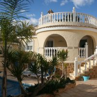 Detached Holiday Villa with private pool in Gran Alacant
